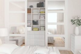 Пример мебели из декора Этно (коллекция САФАРИ) Lamarty 2018